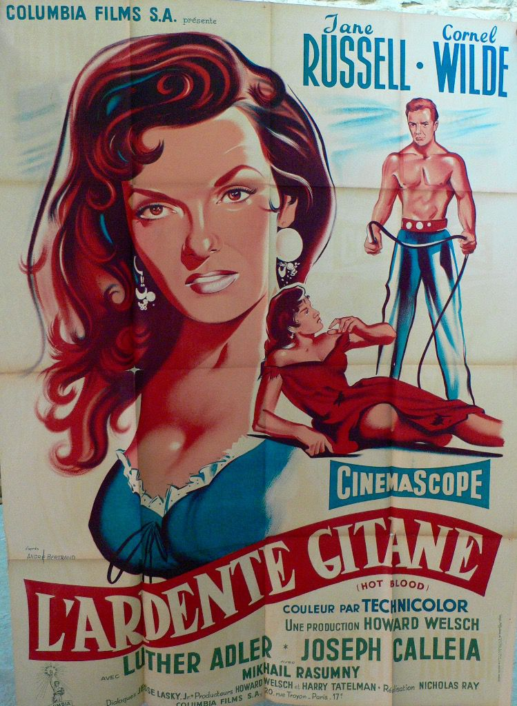 L'ardente Gitane en scope Technicolor signé Nicholas Ray